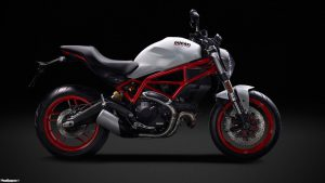 والپیپر موتورسیکلت دوکاتی مانستر ۷۹۷
