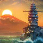 پس زمینه های بازی World Of Warships